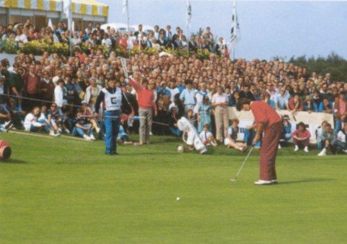 Marie-Laure de Lorenzi - Gagnante du Ladies Godiva Open 1987